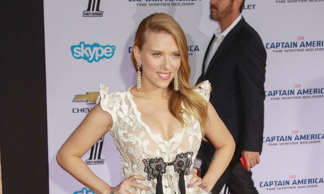 Cupid's Pulse Article: Scarlett Johannsson Secretly Married Romain Dauriac in October!