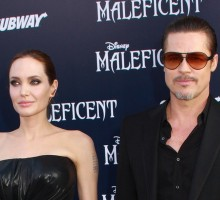 Angelina Jolie Gushes About 2014 and Says, 'I Married My Love'