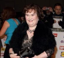 Susan Boyle Gets First Boyfriend at Age 53