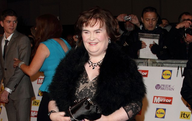 Cupid's Pulse Article: Susan Boyle Gets First Boyfriend at Age 53
