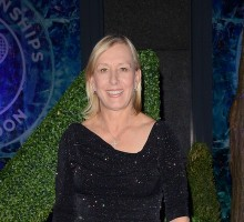 Tennis Legend Martina Navratilova and Longtime Partner Julia Lemigova Are Married