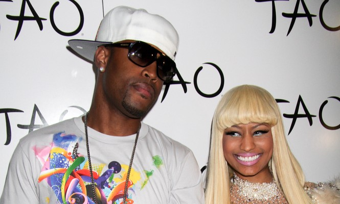 Cupid's Pulse Article: Nicki Minaj Fires Back at Celebrity Ex Safaree Samuels After He Releases Telling Single