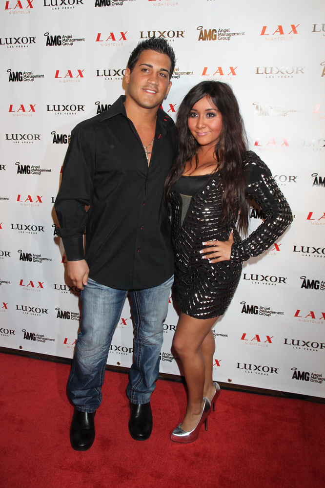 Cupid's Pulse Article: Snooki Marries Jionni LaValle