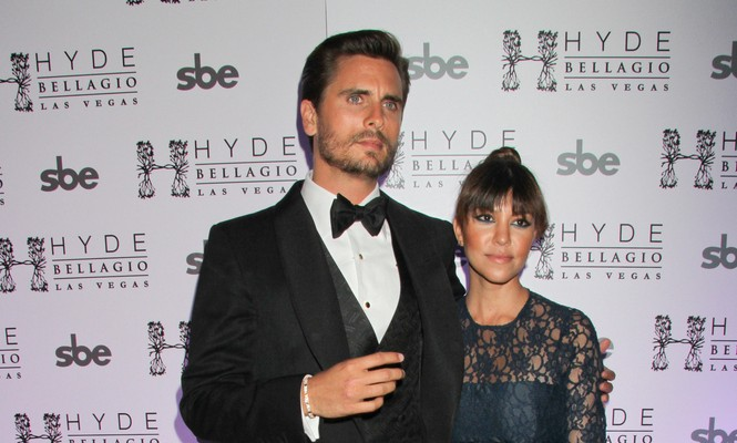Scott Disick and Kourtney Kardashian welcome their third child. Photo: PRN / PRPhotos.com