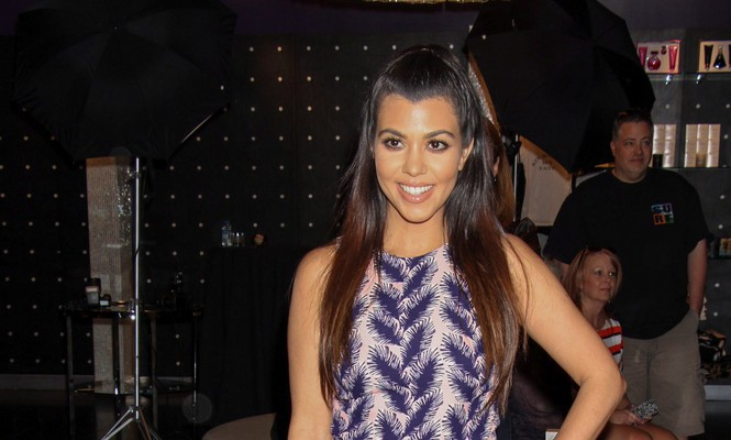 Cupid's Pulse Article: Kourtney Kardashian