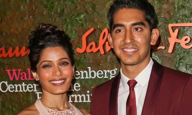 Cupid's Pulse Article: 'Slumdog Millionaire' Stars Freida Pinto and Dev Patel Breakup After Six Years Together