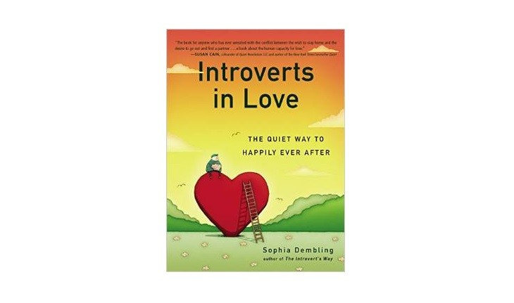 "Cupid's Pulse Article: Relationship Author Sophia Dembling Says, ""Extroverts Sparkle and Introverts Glow"""