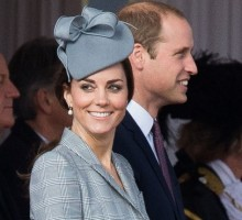 Celebrity Baby: Duchess Kate Is Enjoying Her Last Months of Pregnancy