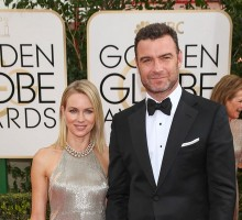 Famous Couple: Liev Schreiber Says He was Naomi Watts' Inspiration for 'St. Vincent' Stripper Dance
