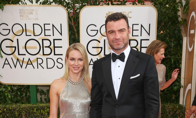 Cupid's Pulse Article: Famous Couple: Liev Schreiber Says He was Naomi Watts' Inspiration for 'St. Vincent' Stripper Dance