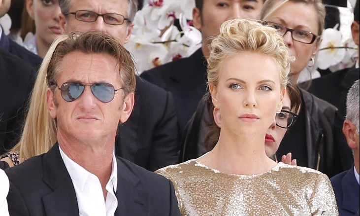 Cupid's Pulse Article: Celebrity Kids: Sean Penn Files to Adopt Charlize Theron's Son