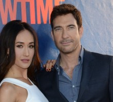 Celebrity Engagement: Dylan McDermott and Maggie Q Are Engaged!