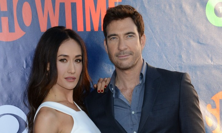 Cupid's Pulse Article: Celebrity Engagement: Dylan McDermott and Maggie Q Are Engaged!