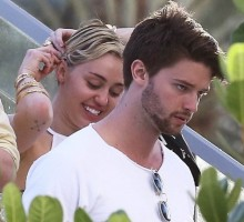 Miley Cyrus' Brother Is Dating Patrick Schwarzenegger's Sister