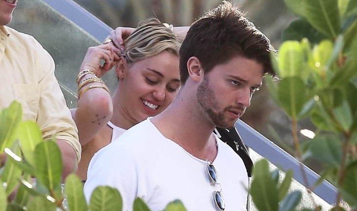 Cupid's Pulse Article: Miley Cyrus' Brother Is Dating Patrick Schwarzenegger's Sister