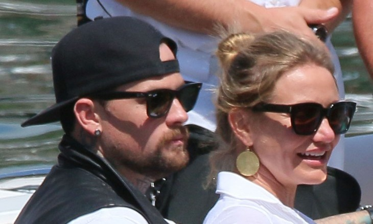 Cupid's Pulse Article: Cameron Diaz and Benji Madden Spend Celebrity Honeymoon in Jackson Hole