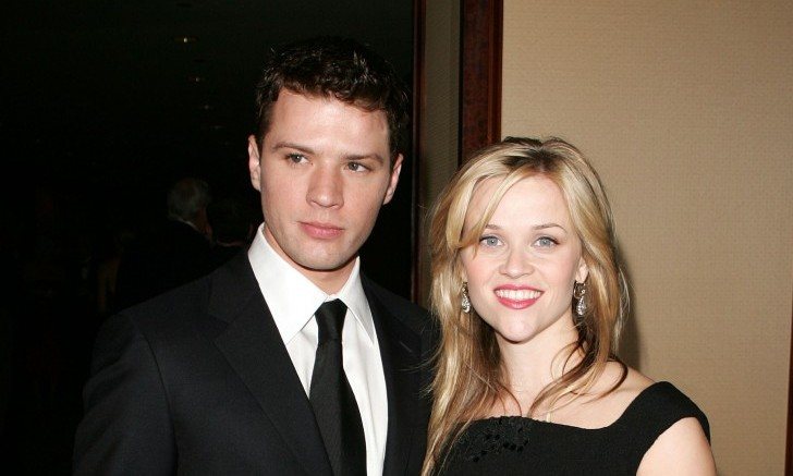 Celebrity Couples Who Co-Parent: Ryan Phillippe and Reese Witherspoon