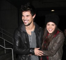 Celebrity Break-Up: 'Twilight' Star Taylor Lautner Splits from Marie Avgeropoulos