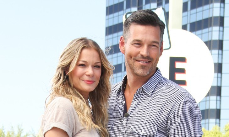Cupid's Pulse Article: Celebrity News: LeAnn Rimes and Eddie Cibrian's Reality TV Show Canceled After One Season