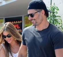 Celebrity Couple Sofia Vergara & Joe Manganiello Spend Golden Globes Evening Eating Dessert!