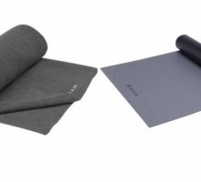 Product Review: Check Out Gaiam's New Athletic Yoga Collection for Men — Just in Time for Valentine's Day!