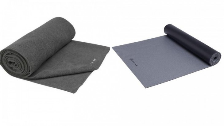 Cupid's Pulse Article: Product Review: Check Out Gaiam's New Athletic Yoga Collection for Men — Just in Time for Valentine's Day!