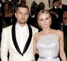 Hollywood Couple: Diane Kruger Adorably Freaks Out Over Longtime Boyfriend Joshua Jackson's Golden Globes Win