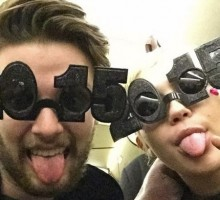 Miley Cyrus and Patrick Schwarzenegger Enjoy Celebrity Vacation in Hawaii