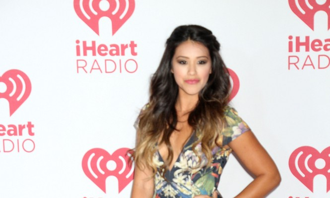 Cupid's Pulse Article: Gina Rodriguez Says Celebrity Love Henri Esteve Tears Up During 'Jane the Virgin'