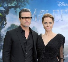 Brad Pitt and Angelina Jolie Are Scheduled to Meet the Pope