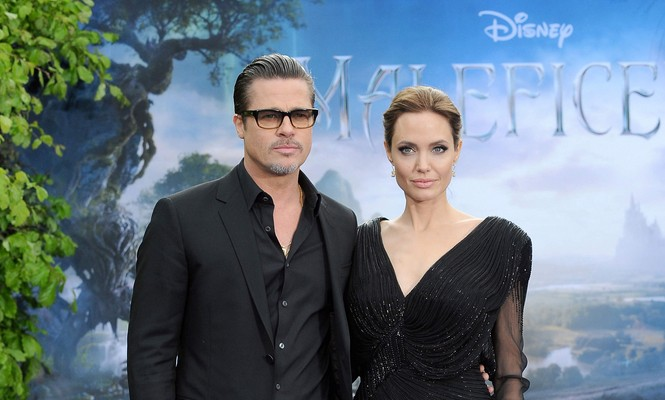 Cupid's Pulse Article: Brad Pitt and Angelina Jolie Are Scheduled to Meet the Pope