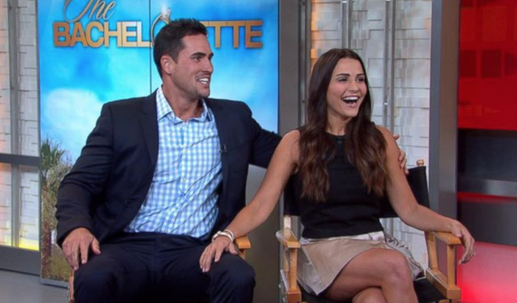 Cupid's Pulse Article: 'The Bachelorette' Winner Josh Murray Gets Out of Town with His Mom Following Split