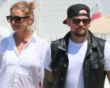Cameron Diaz and Benji Madden Tie the Knot at Her Beverly Hills Home