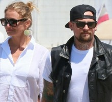 Celebrity News: Cameron Diaz 'Has Become a New Person' with Husband Benji Madden