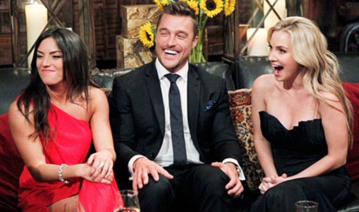 Cupid's Pulse Article: 'The Bachelor' Chris Soules on First Night Jitters