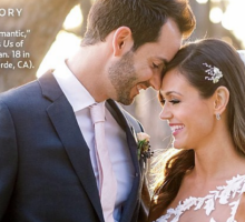 Former 'Bachelorette' Desiree Hartsock Shares Celebrity Wedding Photos