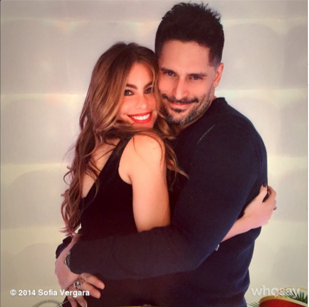 Cupid's Pulse Article: Sofia Vergara and Joe Manganiello Are Like High School Kids In Love