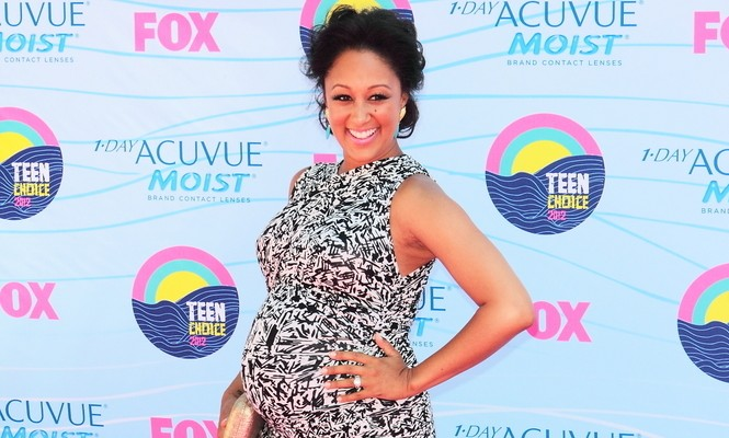Cupid's Pulse Article: Celebrity Pregnancy: Tamera Mowry-Housley Is Expecting Second Child