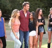 'The Bachelor' Season 19 Contestants Deal with Jealousy — Chris Soules Can't Stop Kissing Them!