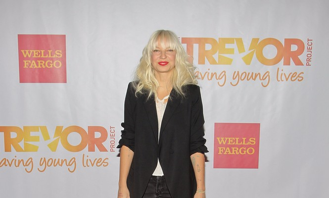 Cupid's Pulse Article: Famous Couple Sia and Husband Erik Anders Enjoy 'Affectionate' Date Night