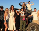 Celebrity News: Caitlyn Jenner Gushes Over 'Over the Top Great' 'Vanity Fair' Photos