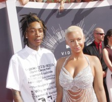 Wiz Khalifa Calls Celebrity Ex Amber Rose a 'Foul Creature' on Twitter