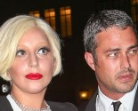 Lady Gaga Celebrates Celebrity Engagement to Taylor Kinney