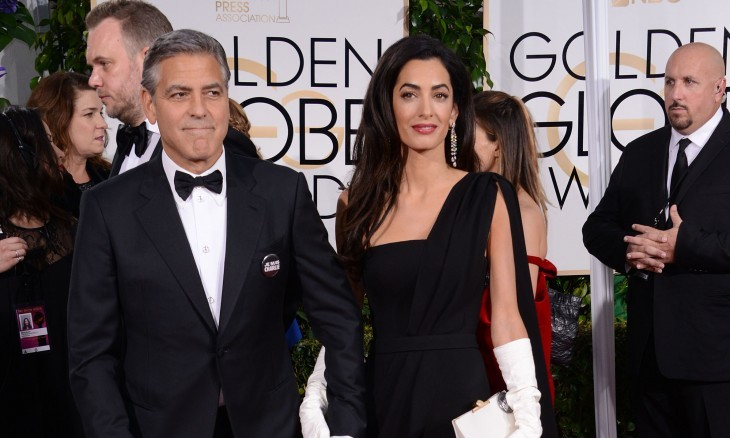 Cupid's Pulse Article: George Clooney and Celebrity Love Amal Are Installing Panic Room in Home