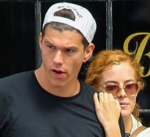 'Magic Mike' Actress Riley Keough and Celebrity Love Ben Smith-Petersen Attend Event One Day After Celebrity Wedding
