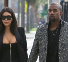 Kanye West Says Celebrity Love Kim Kardashian and Daughter North Have Taught Him to 'Shut Up'