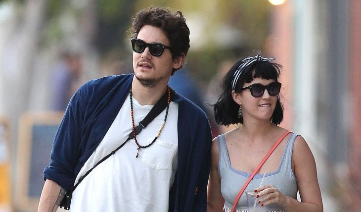 Cupid's Pulse Article: Celebrity Exes Katy Perry and John Mayer Spark Latest Celebrity Gossip By Spending Super Bowl Together