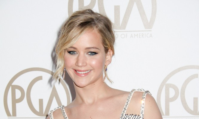 Cupid's Pulse Article: Celebrity News: Jennifer Lawrence Says She's 'Lonely Every Saturday Night'
