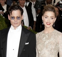 Johnny Depp and Amber Heard Have Celebrity Wedding at Home Before Heading to Bahamas