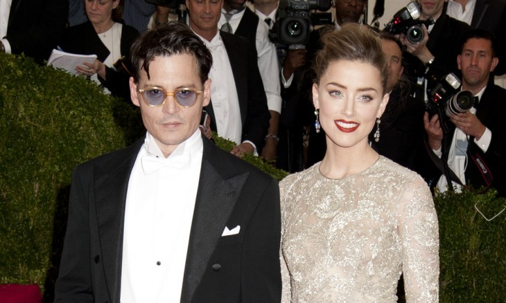 Cupid's Pulse Article: Johnny Depp Files to Keep Celebrity Divorce Proceedings Private